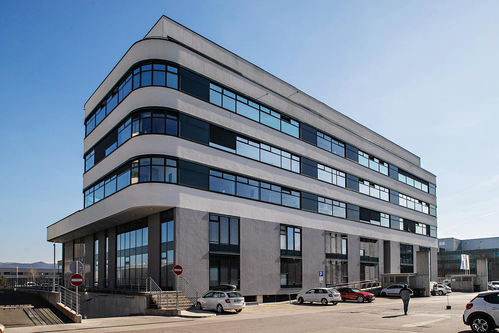 Trigal purchased one of the best multi-tenant office assets